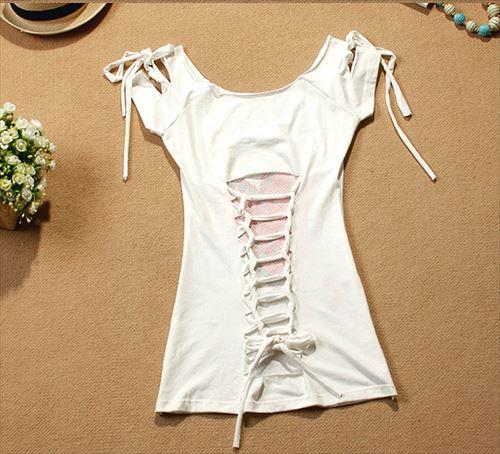 Как сделать дырки на футболке в домашних условиях